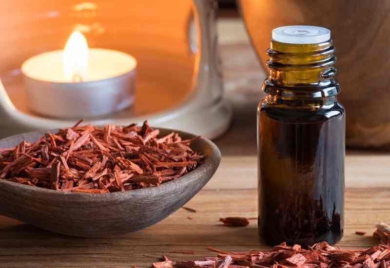 Sandalwood Essential Oils for depression