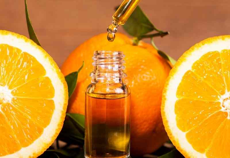 Sweet Orange Essential Oils for depression