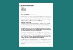 Informed Consent Form PDF